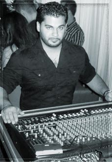 George, Sound Engineer and Production